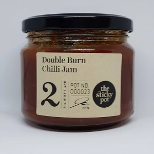 Double Burn Chilli Jam
